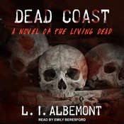Dead Coast Audiobook, by L. I. Albemont