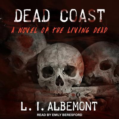 Dead Coast Audiobook, by L. I. Albemont