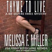 Thyme to Live Audiobook, by Melissa F. Miller
