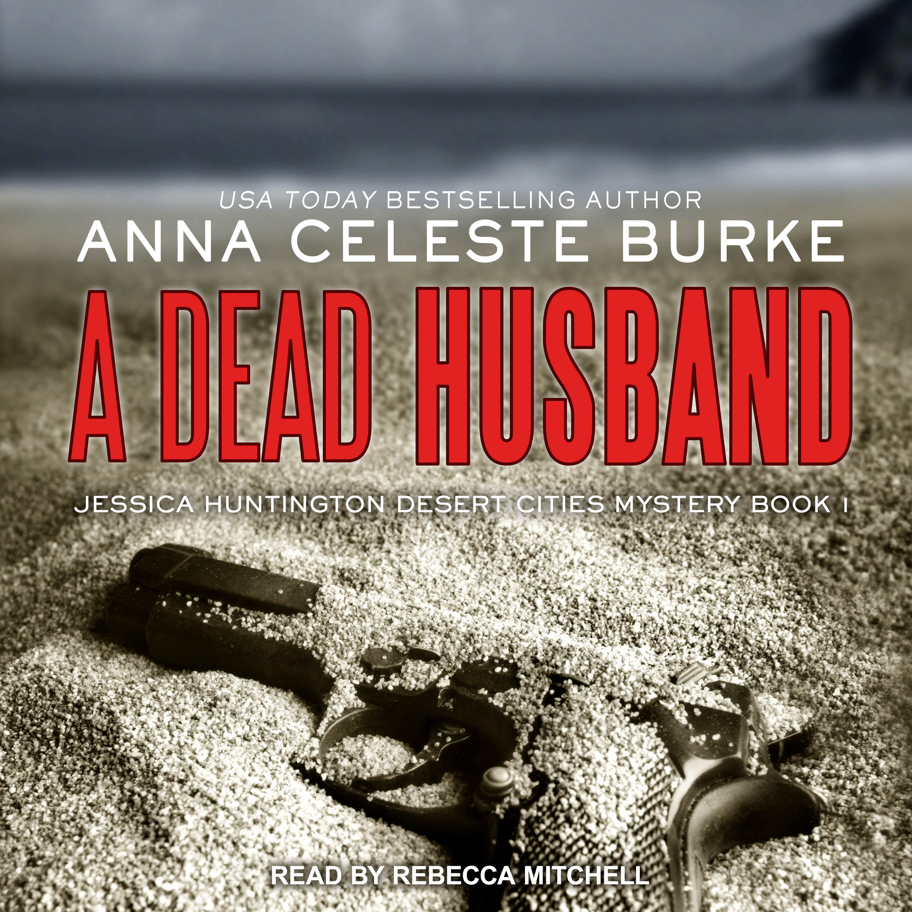 Printable A Dead Husband Audiobook Cover Art