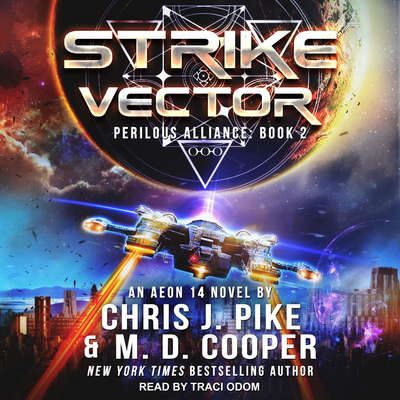 Strike Vector Audiobook, by M. D. Cooper