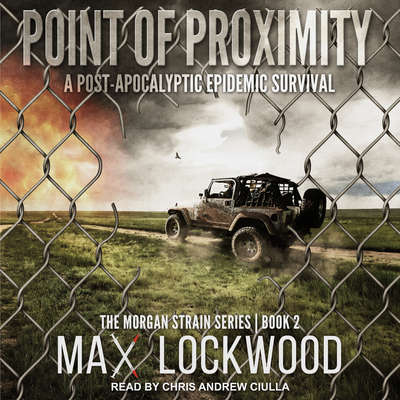 Point of Proximity Audiobook, by Max Lockwood