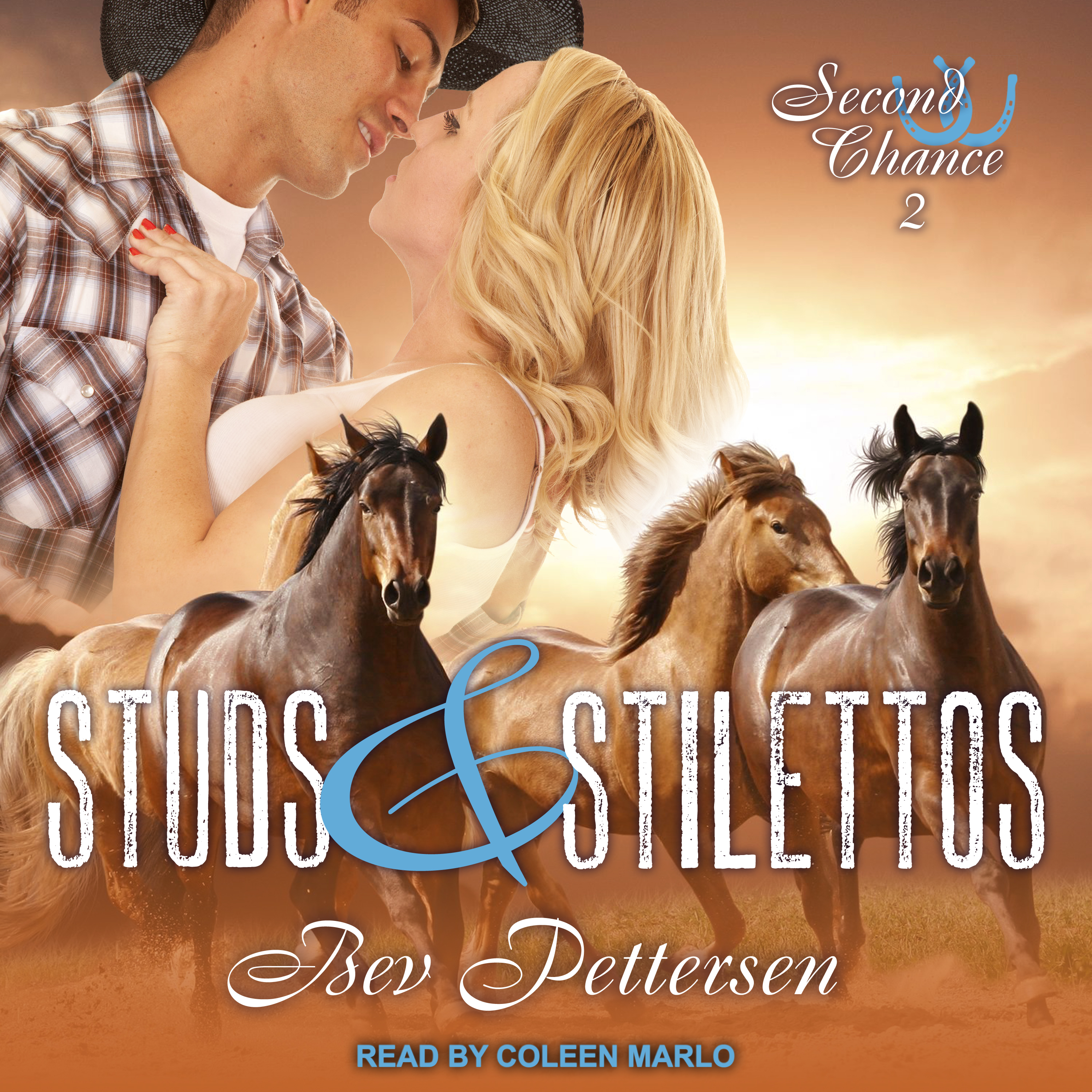 Printable Studs and Stilettos Audiobook Cover Art