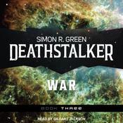 Deathstalker War Audiobook, by Simon R. Green