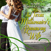 The Texas Millionaires Runaway Wife Audiobook, by Mary Malcolm