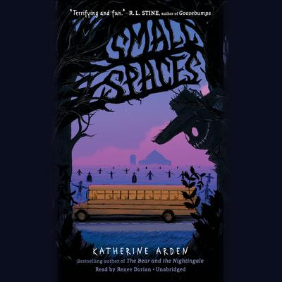 Small Spaces Audiobook, by Katherine Arden