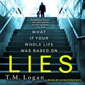 Lies Audiobook, by T. M. Logan|