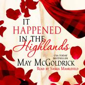 It Happened in the Highlands Audiobook, by May McGoldrick