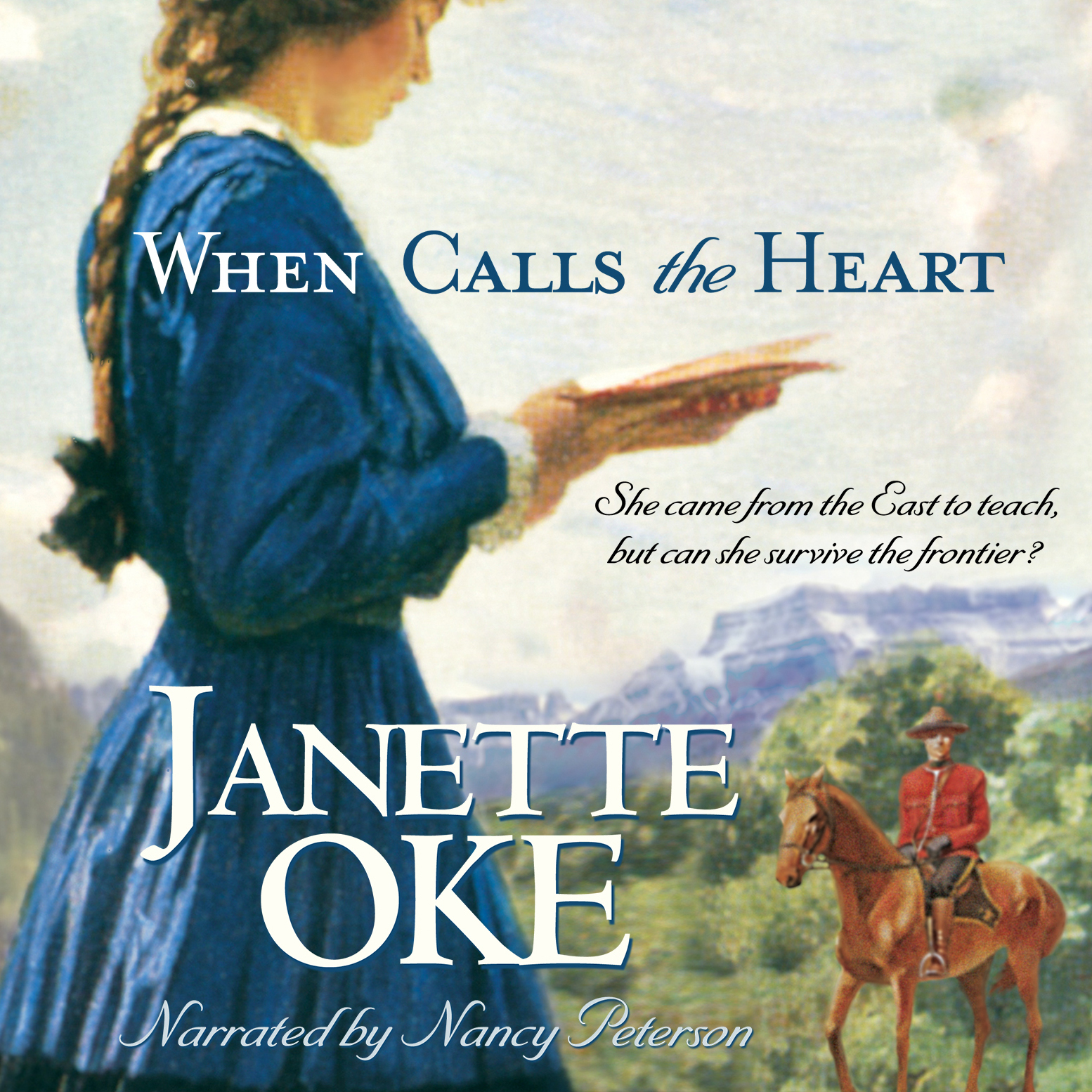 Printable When Calls the Heart Audiobook Cover Art
