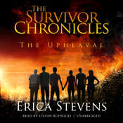 The Upheaval: The Survivor Chronicles, Book 1 Audiobook, by Erica Stevens