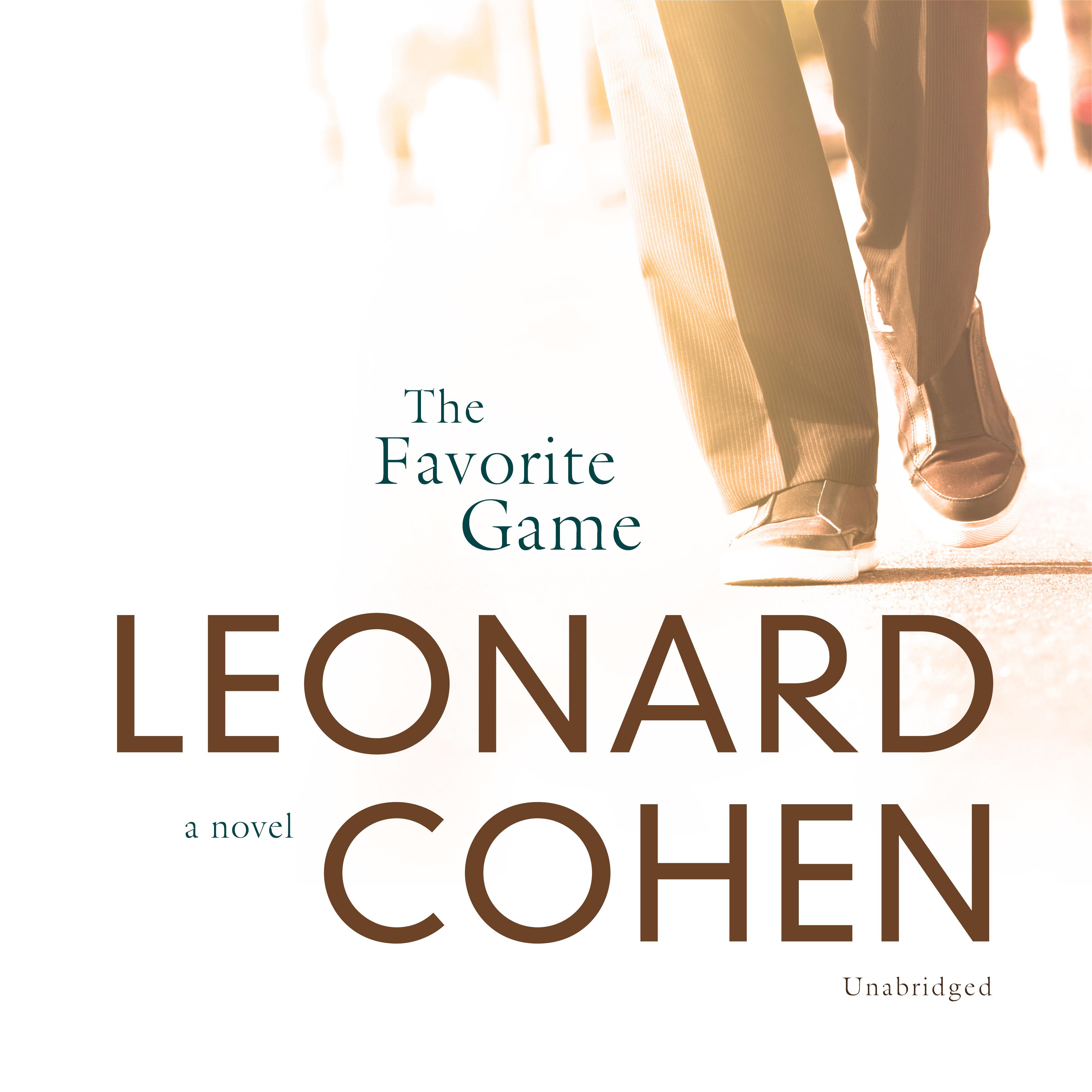Printable The Favorite Game: A Novel Audiobook Cover Art