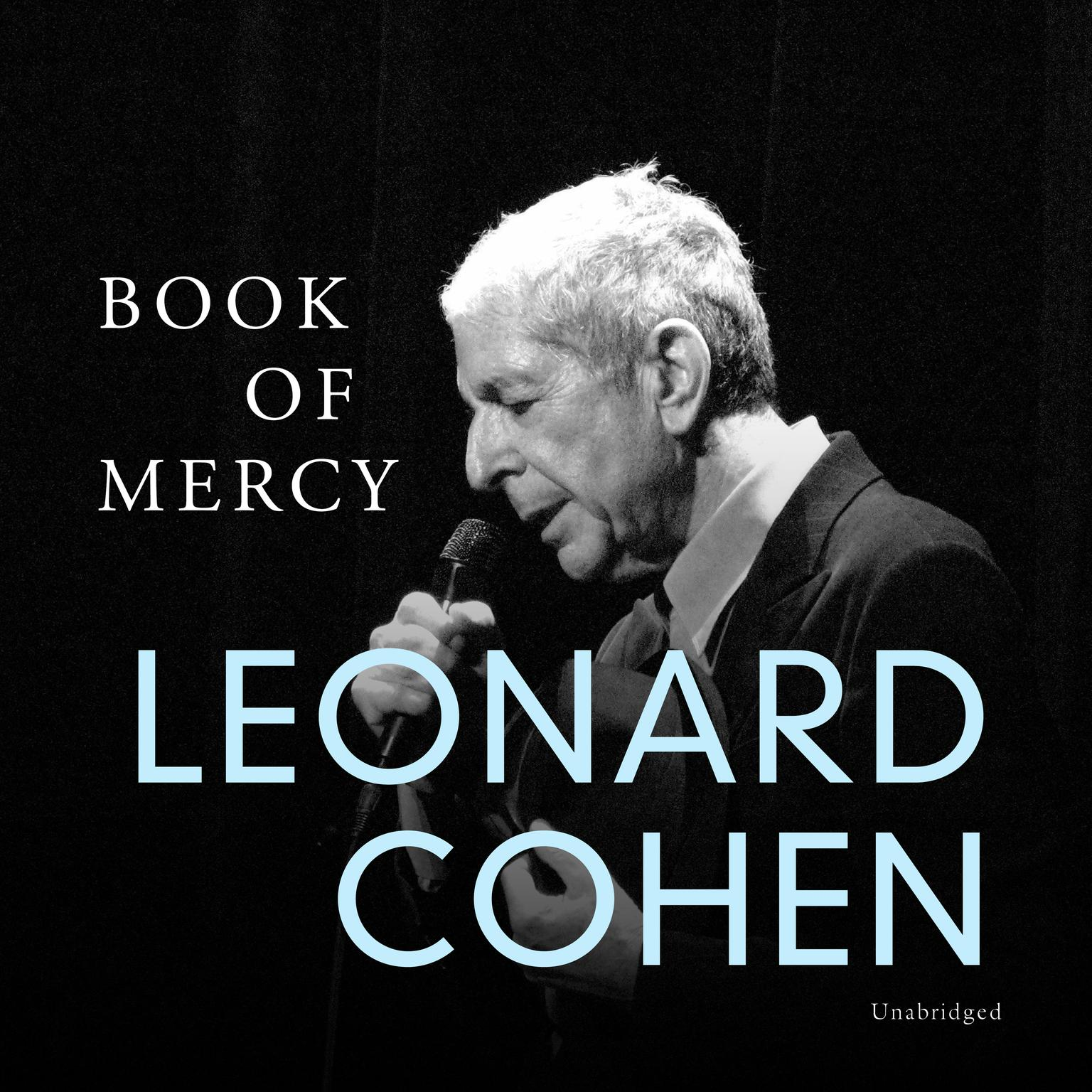 Printable Book of Mercy Audiobook Cover Art