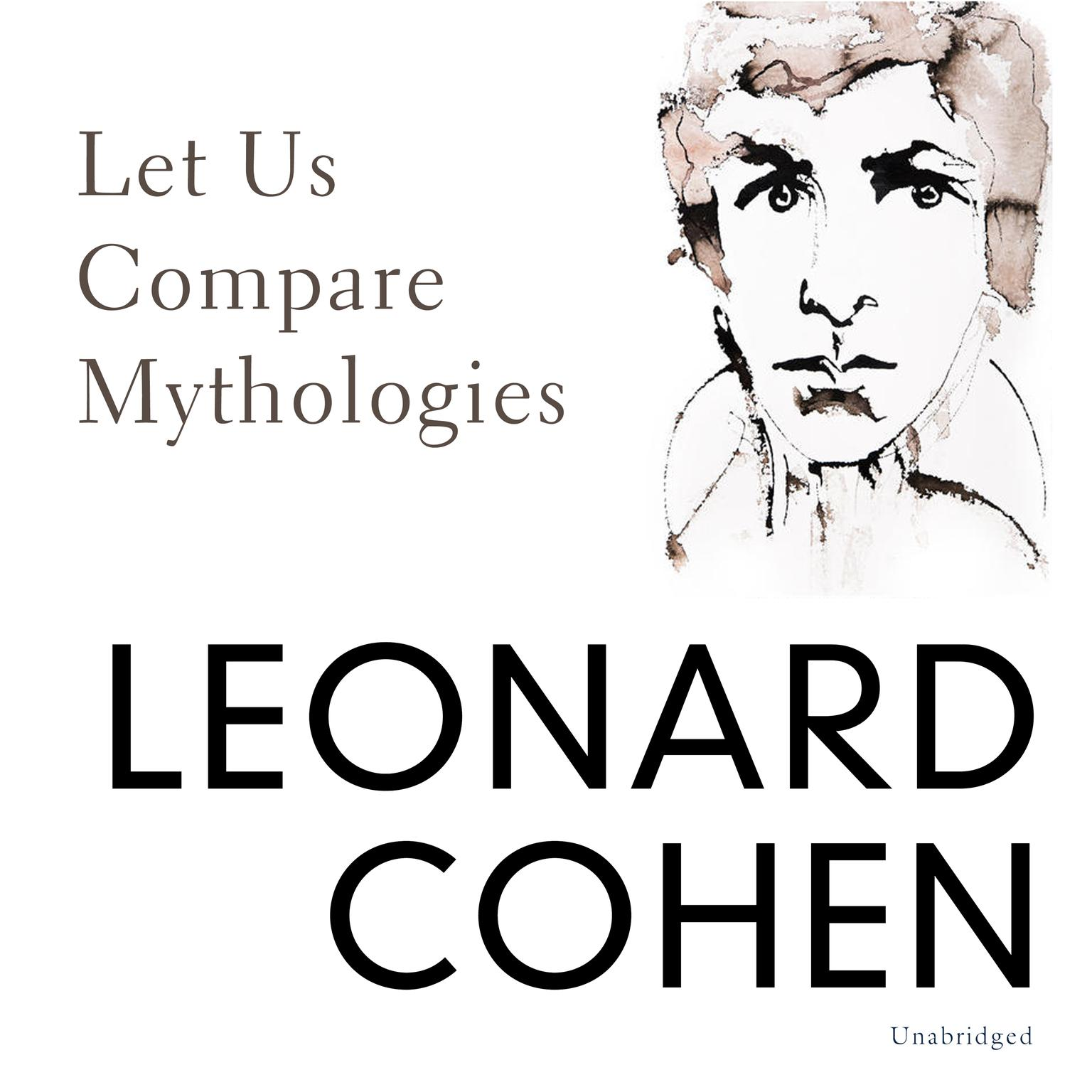 Printable Let Us Compare Mythologies Audiobook Cover Art