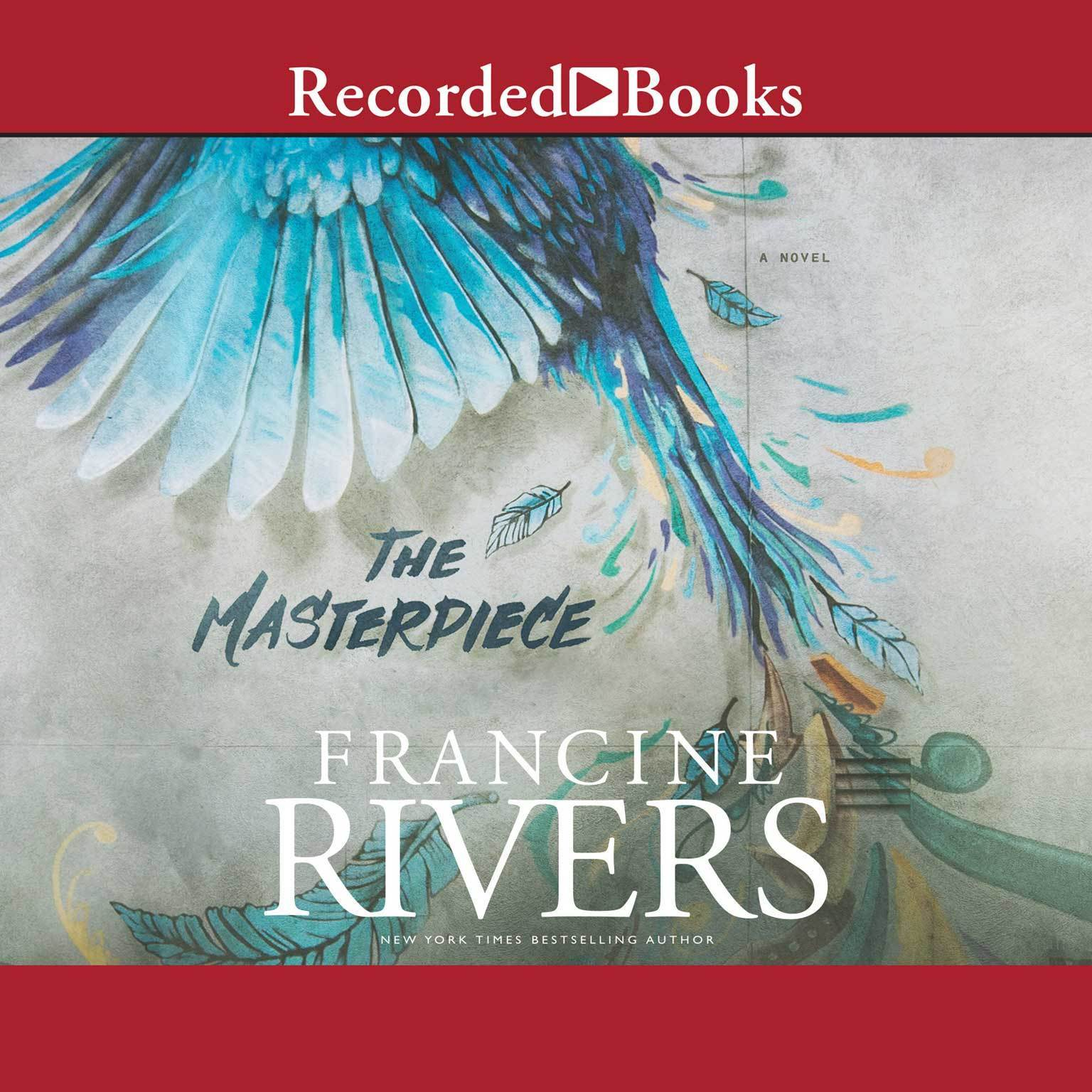 Printable The Masterpiece Audiobook Cover Art