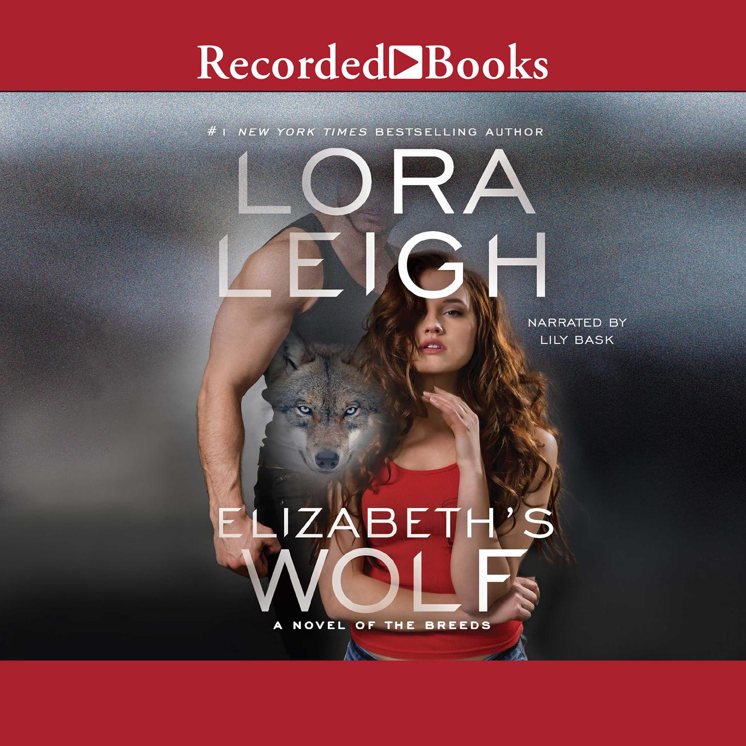 Printable Elizabeth's Wolf Audiobook Cover Art