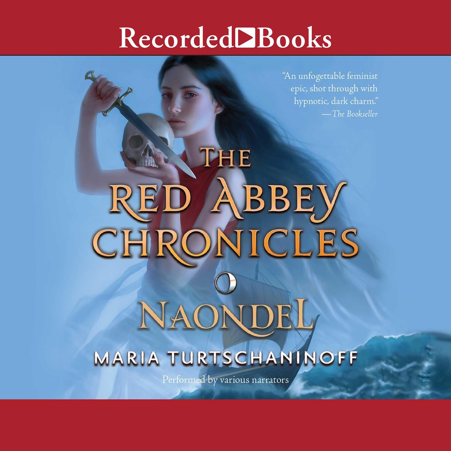 Printable Naondel Audiobook Cover Art