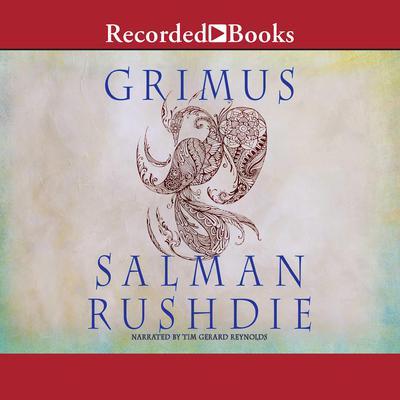 Grimus Audiobook, by Salman Rushdie