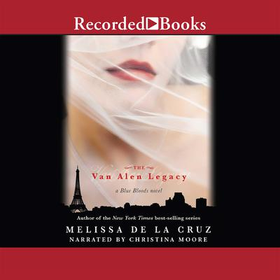 The Van Alen Legacy Audiobook, by Melissa de la Cruz