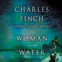 The Woman in the Water Audiobook, by Charles Finch