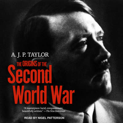 The Origins of the Second World War Audiobook, by