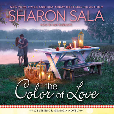 The Color of Love Audiobook, by Sharon Sala