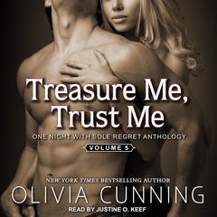 Treasure Me & Trust Me Audiobook, by Olivia Cunning