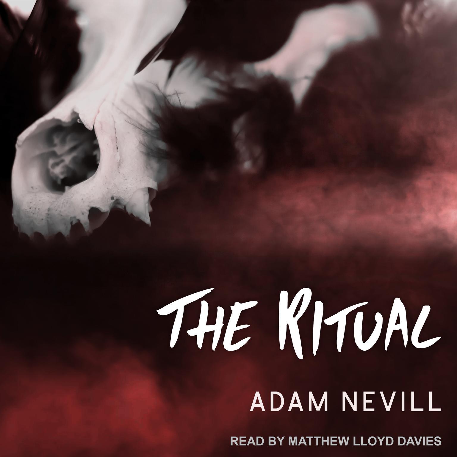 The Ritual Audiobook, by Adam Nevill