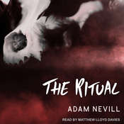 The Ritual Audiobook, by Adam Nevill