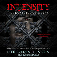 Intensity: Chronicles of Nick Audiobook, by Sherrilyn Kenyon
