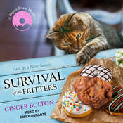 Survival of the Fritters Audiobook, by Ginger Bolton