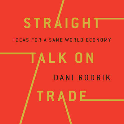 Straight Talk on Trade: Ideas for a Sane World Economy Audiobook, by Dani Rodrik