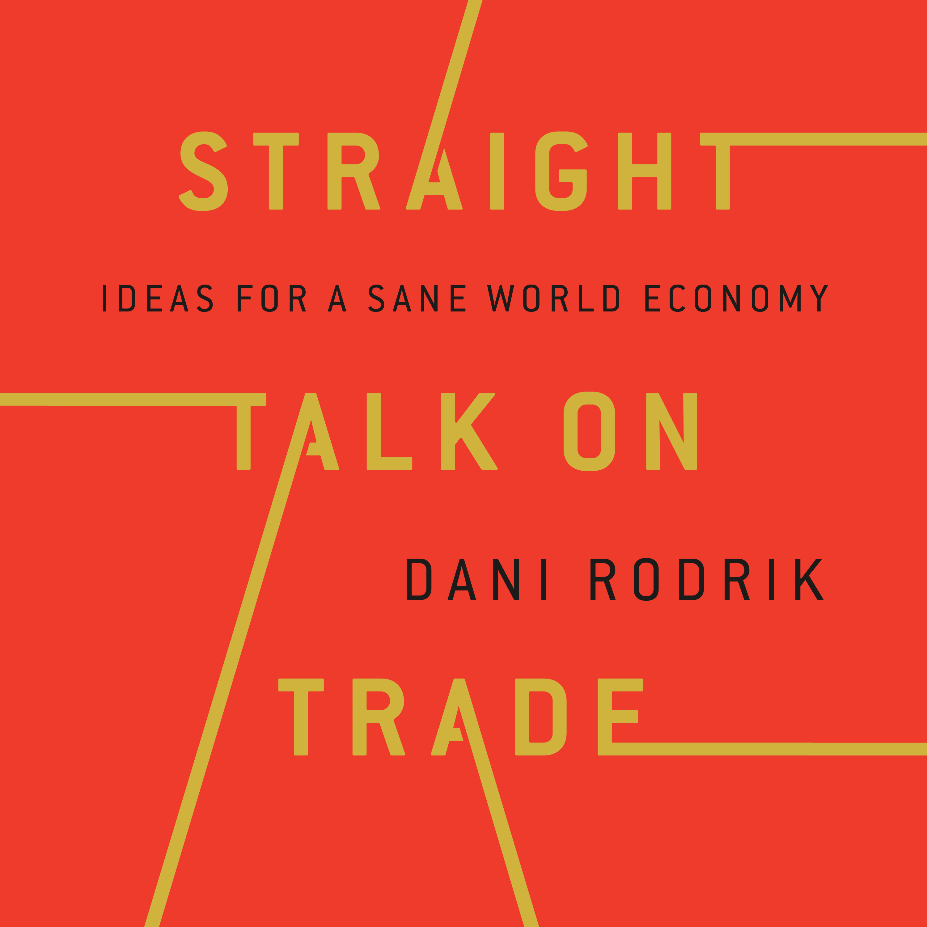 Printable Straight Talk on Trade: Ideas for a Sane World Economy Audiobook Cover Art