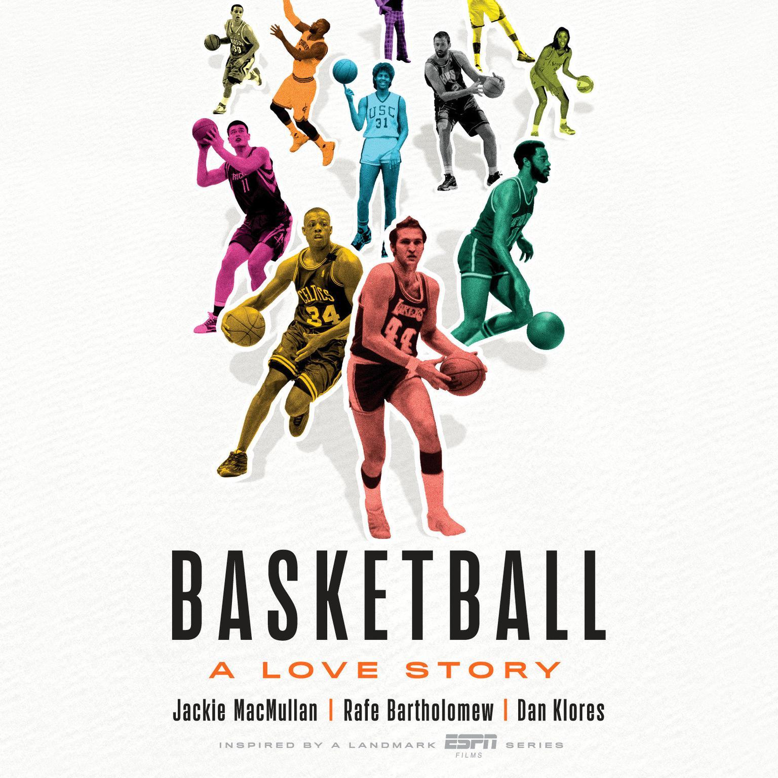 Printable Basketball: A Love Story Audiobook Cover Art