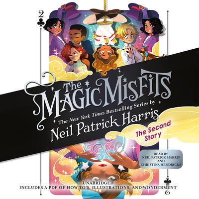 The Magic Misfits: The Second Story Audiobook, by Neil Patrick Harris
