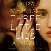 Three Little Lies Audiobook, by Laura Marshall