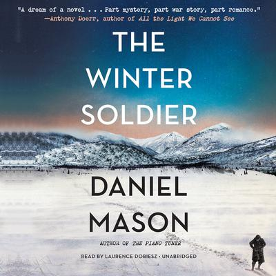 The Winter Soldier Audiobook, by Daniel Mason