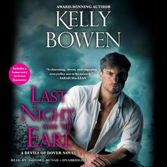 Last Night With the Earl Audiobook, by Kelly Bowen