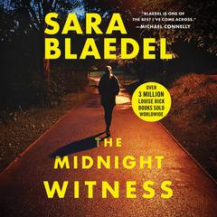 The Midnight Witness Audiobook, by Sara Blaedel