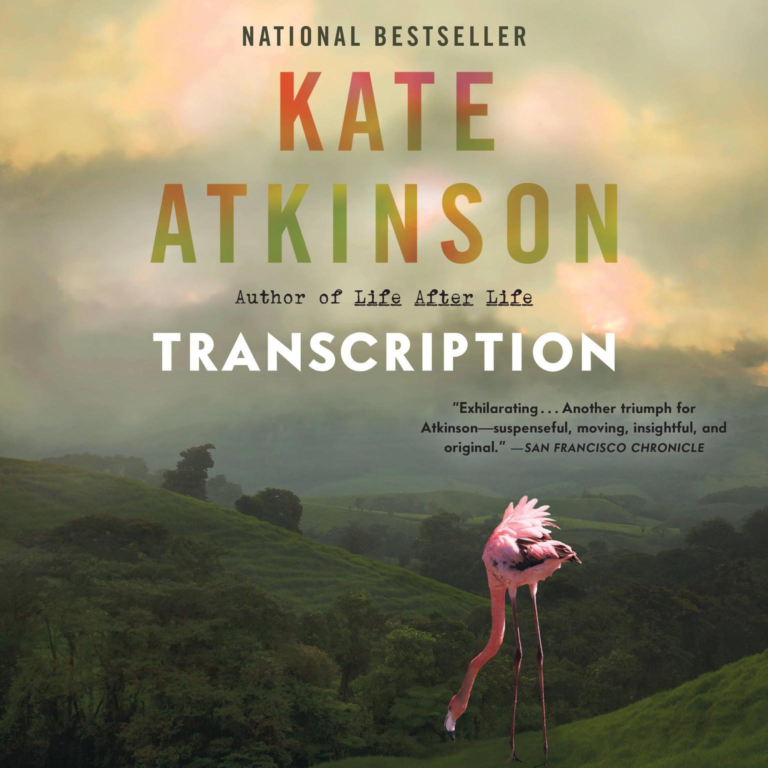 Transcription: A Novel Audiobook, by Kate Atkinson