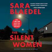The Silent Women Audiobook, by Sara Blaedel