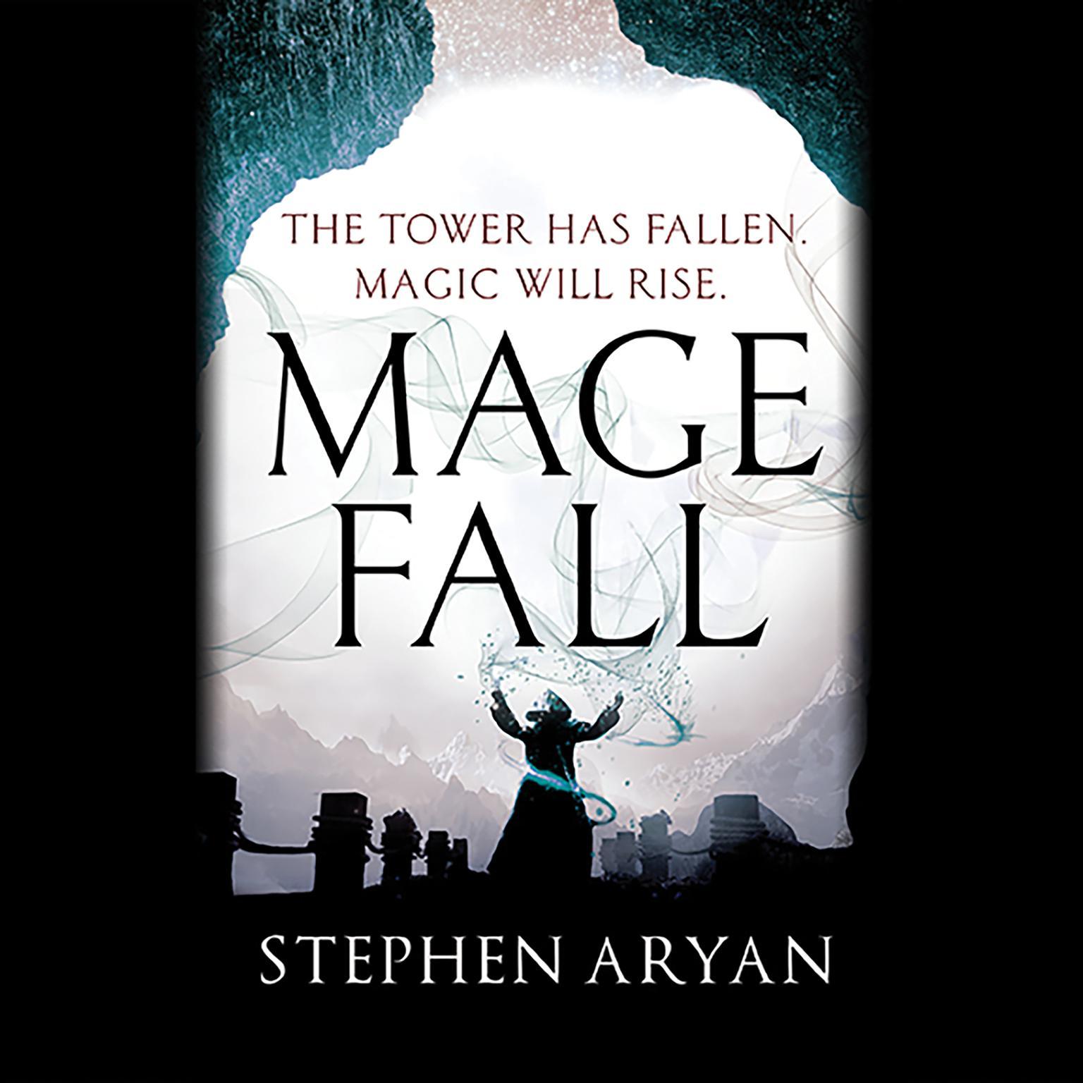 Magefall Audiobook, by Stephen Aryan