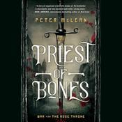 Priest of Bones Audiobook, by Peter McLean