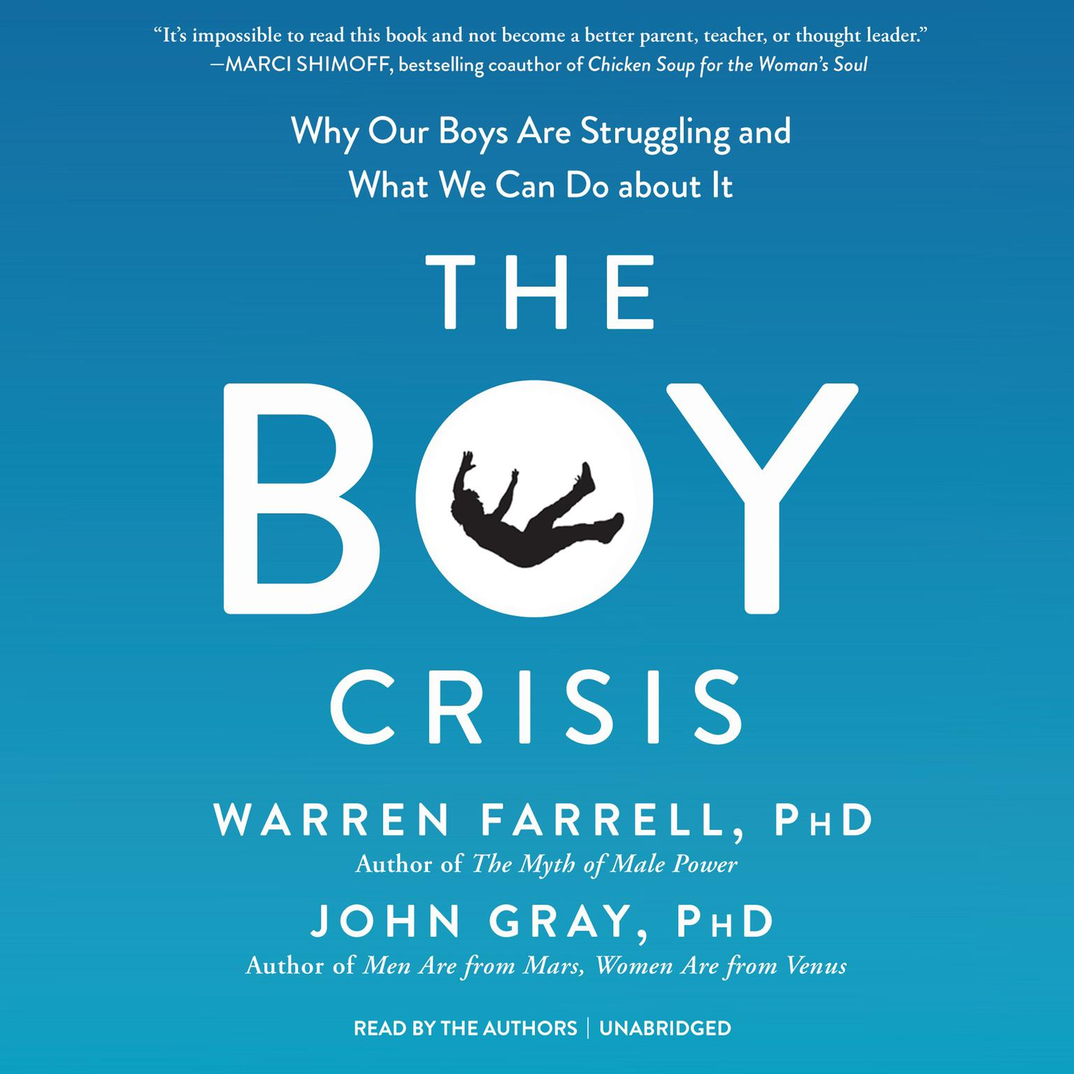 Printable The Boy Crisis: Why Our Boys Are Struggling and What We Can Do about It Audiobook Cover Art