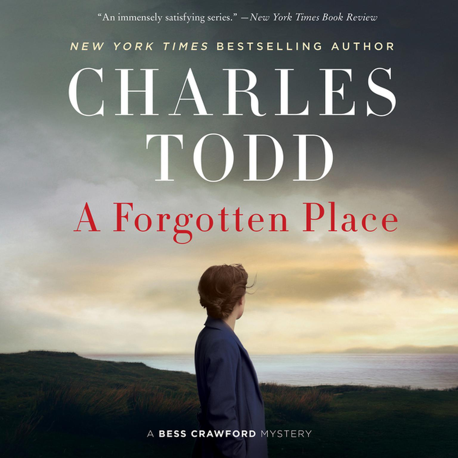 Printable A Forgotten Place: A Bess Crawford Mystery Audiobook Cover Art