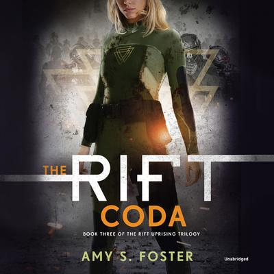 The Rift Coda Audiobook, by Amy S. Foster