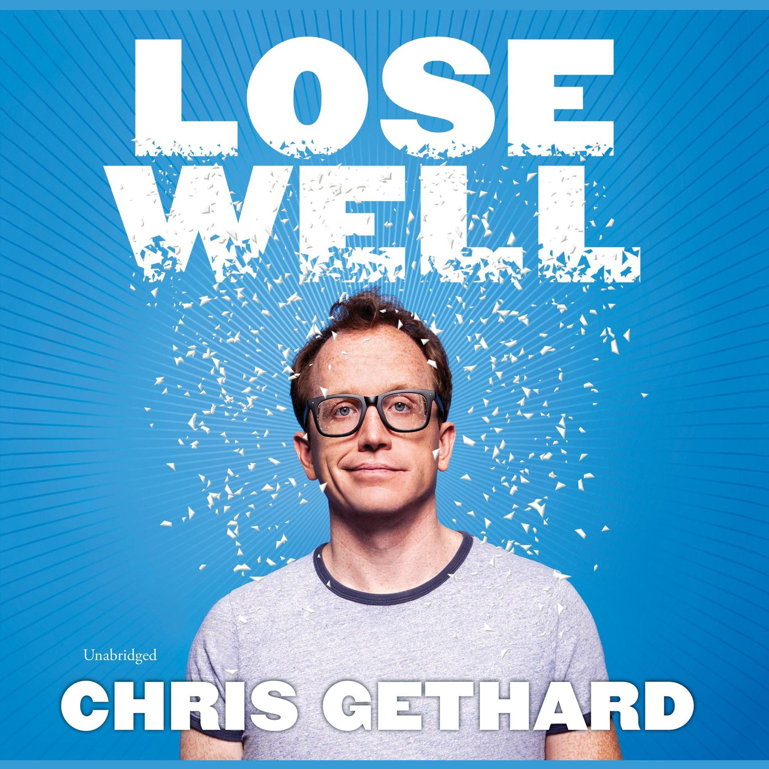 Printable Lose Well Audiobook Cover Art