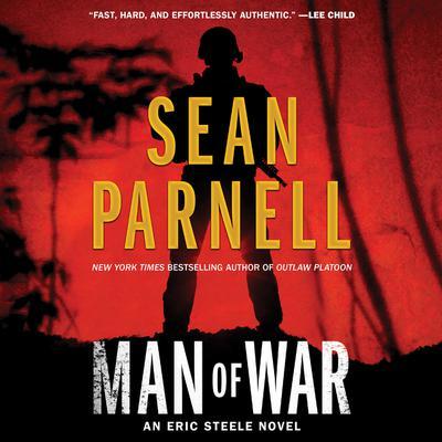 Man of War: An Eric Steele Novel Audiobook, by