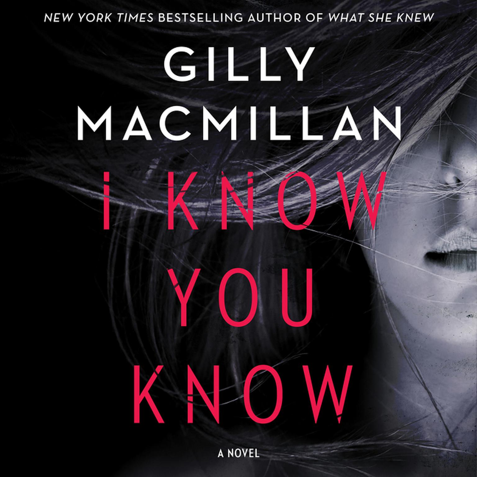 Printable I Know You Know: A Novel Audiobook Cover Art