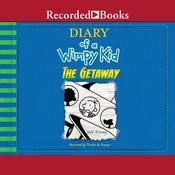 The Getaway Audiobook, by Jeff Kinney