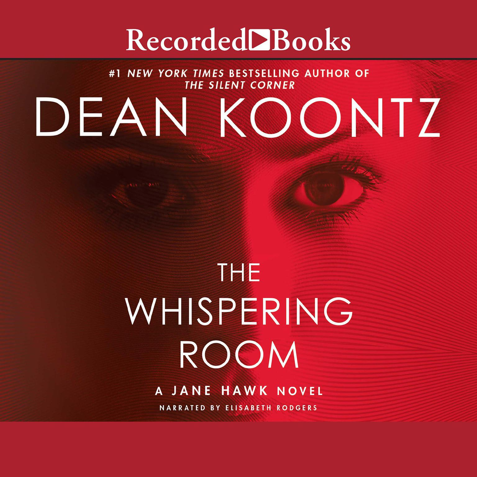 Printable The Whispering Room Audiobook Cover Art